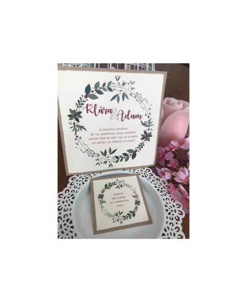 Svatební oznámení 16