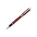 Plnicí pero FranklinCovey Freemont Red/Chrome FC0032-3