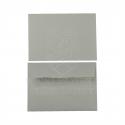 Obálka z ručního papíru C6 110 x 160 mm