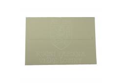 Obálka z ručního papíru C4 220 x 320 mm