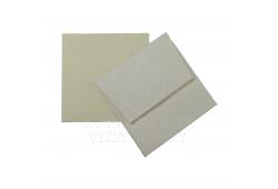 Obálka z ručního papíru 130 x 130 mm