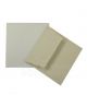 Obálka z ručního papíru 160 x 160 mm