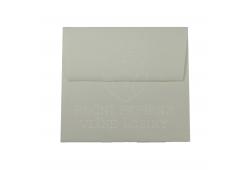 Obálka z ručního papíru 210 x 210 mm