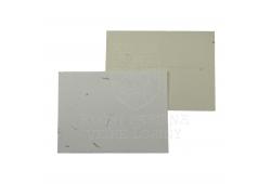 Obálka z ručního papíru tráva 160 x 220 mm